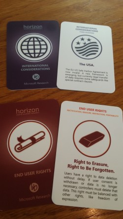 privacy ideation cards