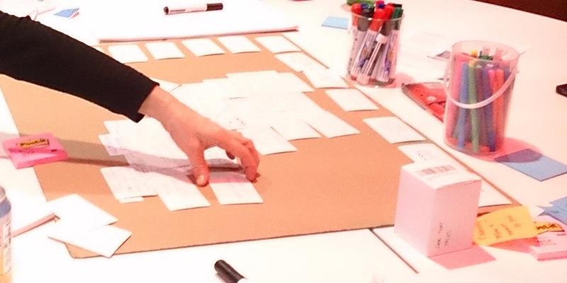 Playbook Design Workshop, The National Videogame Arcade, 25th